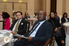 (L-R) Dr. Tariq Nizami (Pres. CEO Clubs Network, UAE) & Dr. Ken Giami