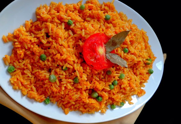 The hidden treasure in nigerian jollof rice party rice amazons before you cook jollof rice you have to first prepare the tomato stew personally i like to steam the blended tomatoes together with the tomato paste to ccuart Gallery