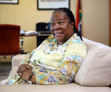 South Africa Minister Advises On Girls' Science Education