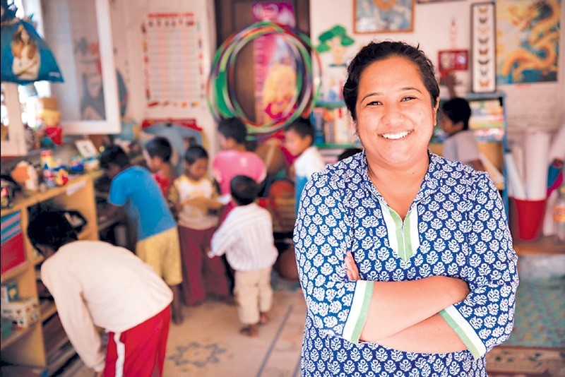 Pushpa Basnet: A Diamond in Nepal