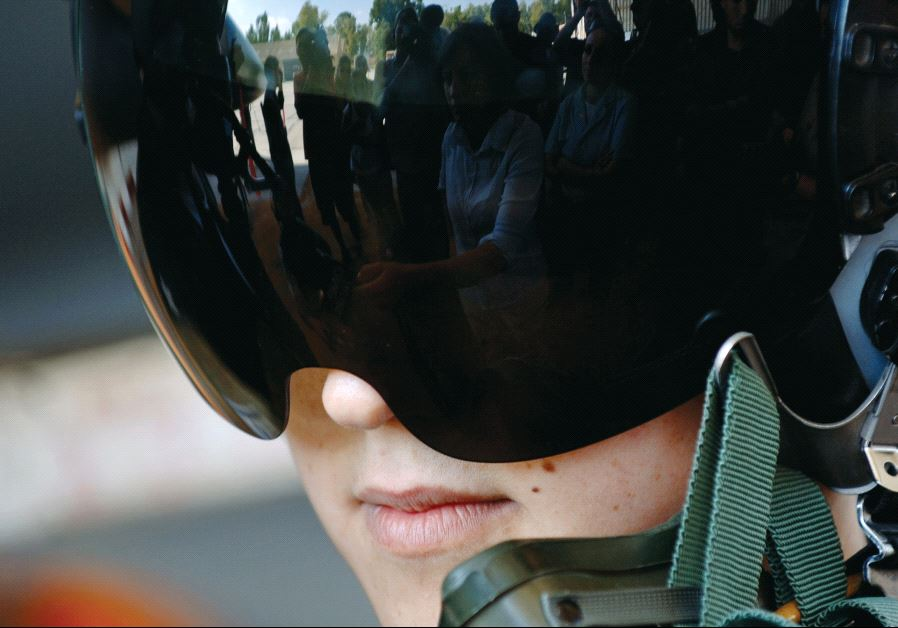 First Female IAF Pilot Appointed Deputy Commander in Combat Squadron