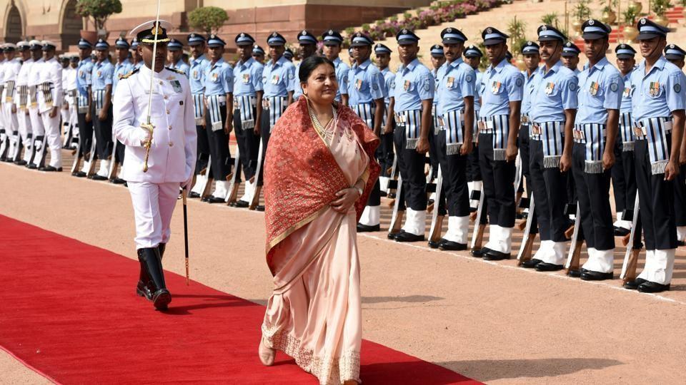 A Spotlight on President Bidya Devi Bhandari