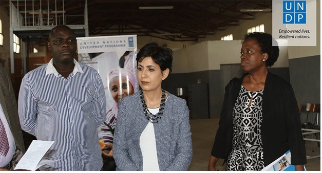 Government of Japan Supports Young Eritrean Women to Acquire New Skills for Work