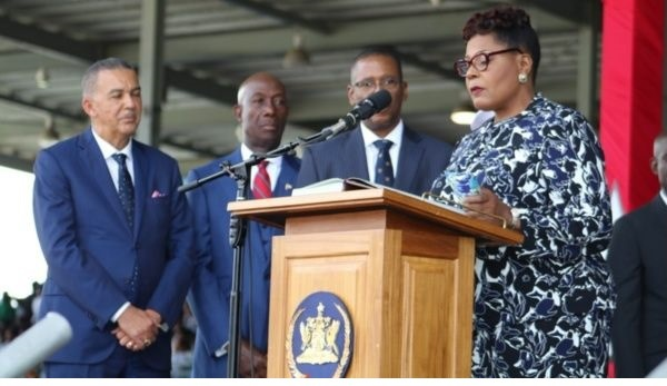 Trinidad and Tobago Swears in First Woman President – Paula Mae Weekes