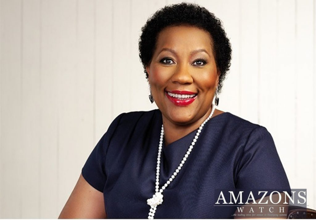 Dr Anna Mokgokong: Restructuring Business in South Africa