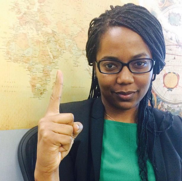 Susana Edjang – An African Rising Star in World Health Matters