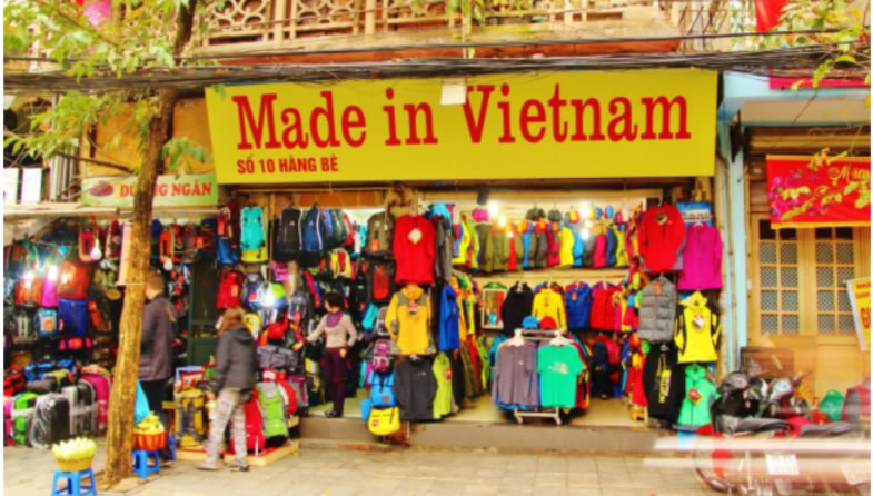 Travel – SHOPPING IN VIETNAM
