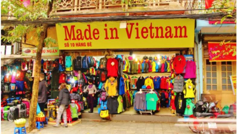 Travel – SHOPPING IN VIETNAM