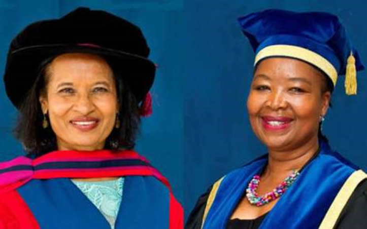 Trio of Strong Women Now At Helm of Affairs at the Nelson Mandela University