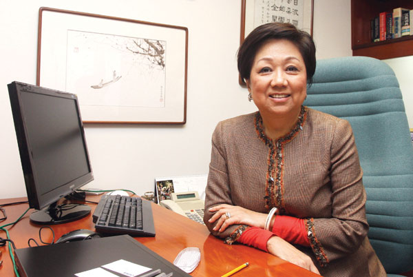 Laura Cha: A milestone in Hong Kong Stock Exchange