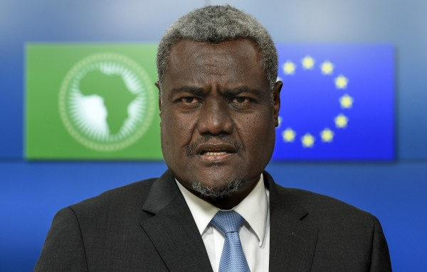 African Union Chair Vows to Fight Discrimination Against Women