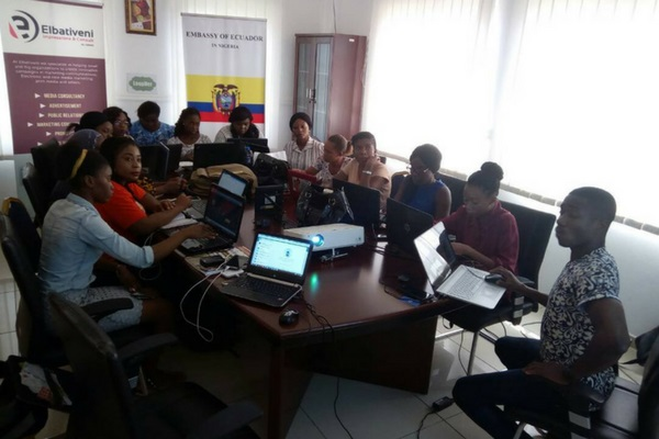 Ecuadorian Ambassador Commends Free ICT Training Initiative For Women