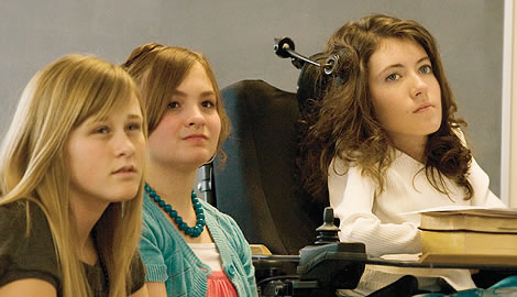 Call for Adopting Projects of Women with Disabilities