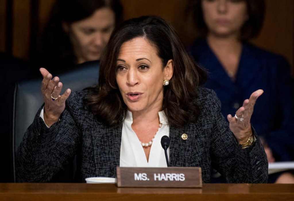 Kamala Harris:  Giving a Voice to the Voiceless in Diaspora