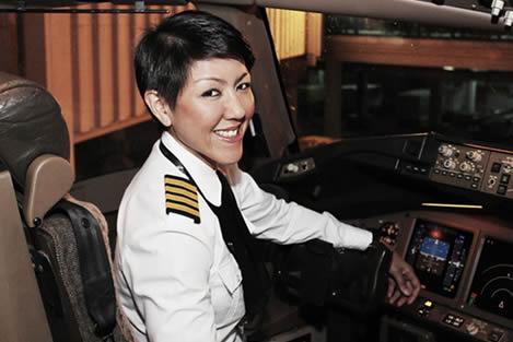 Saudi Arabia Aviation Academy to Train its first Female Pilot