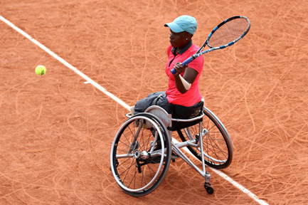 South Africa: Kgothatso Montjane Records another Swiss Open Victory