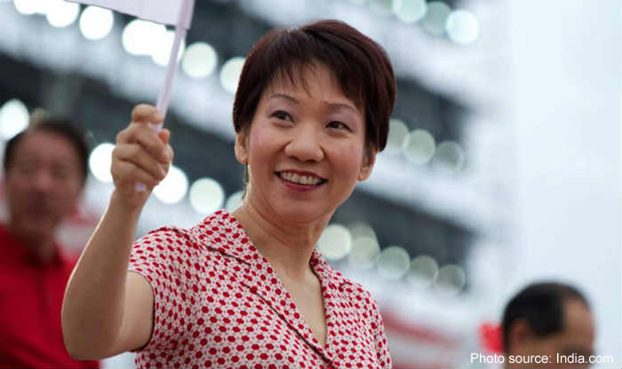 Singapore's Minister for Culture Advocates For More Women in STEM