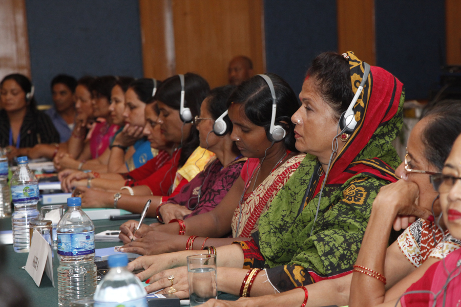 Strengthening Women's Participation in Governance May Be a Losing Battle