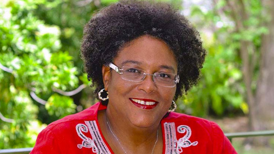 Mia Mottley – Barbados First Female Prime Minister