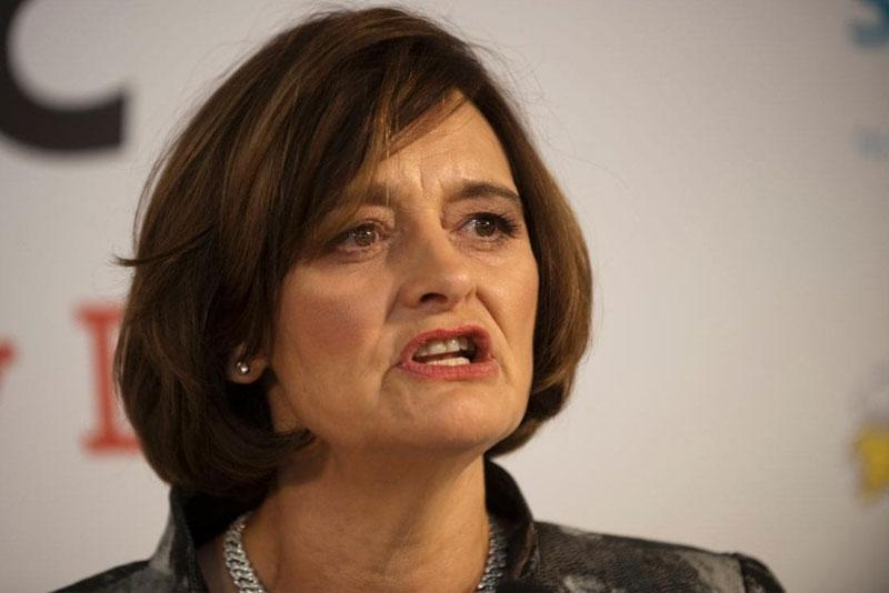 Cherie Blair under Fire for Telling Children 'Most African Women's First Intercourse Experience Is Rape'