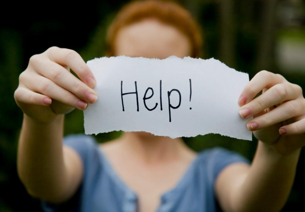 Help!!! – Paying Attention to Teen Depression