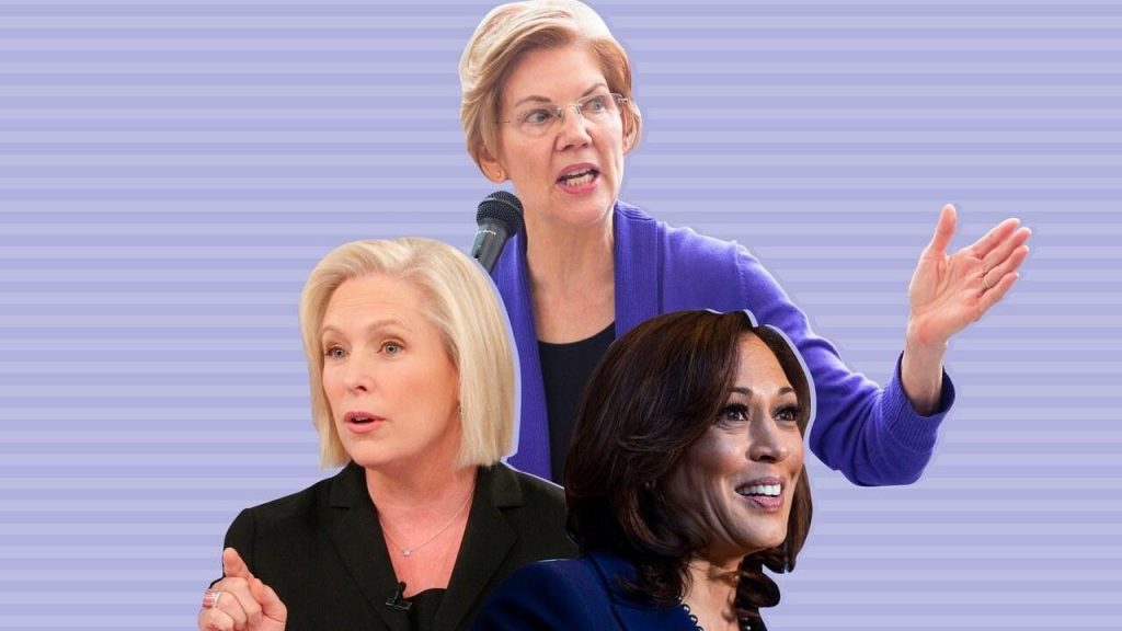 2020 US Presidential Race – More Women Make Case for Stake