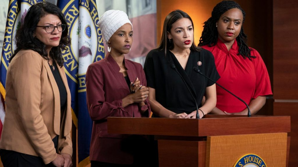 Congresswomen Responds to President Trump's Racist Tweets