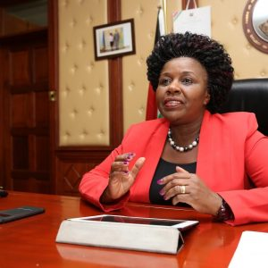 Late Governor Joyce Laboso's Last Words to Female Leaders