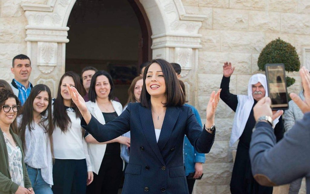 Gadeer Kamal Mreeh: First Druze Woman Elected to Israel's Parliament Up for Re-election