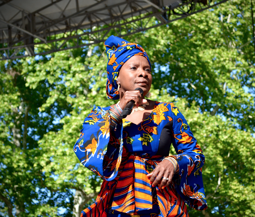 Afropop Singer Angélique Kidjo Wins 'Best World Music' Grammy Award