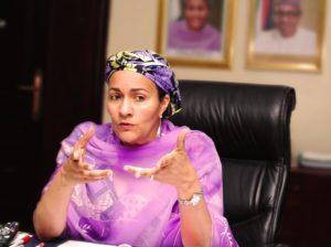 Mrs. Amina J. Mohammed