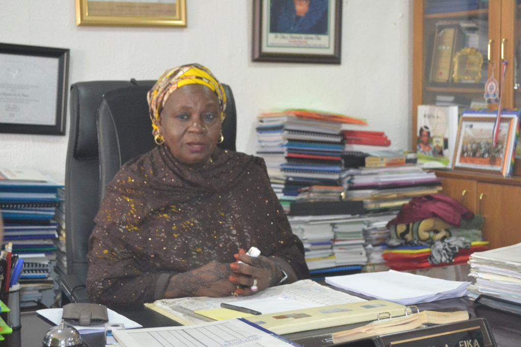 I Feel Fulfilled to Touch the Lives of Public Servants – Dr. Hannatu Adamu Fika