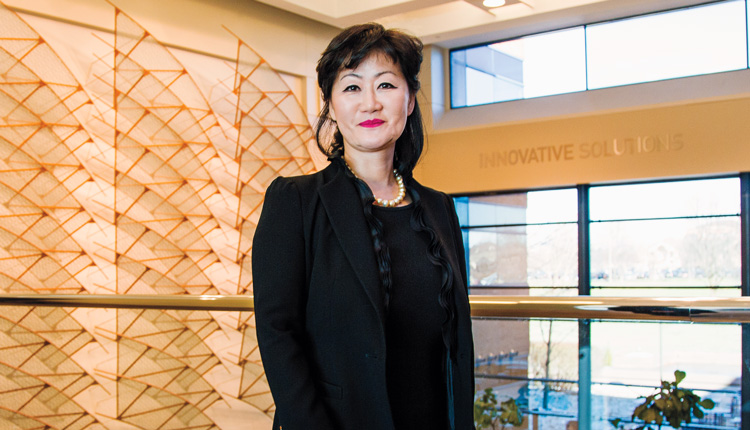 Thai Lee – Building United States Largest Woman-Owned Business