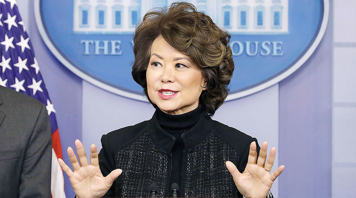 Elaine Lan Chao – The Relevant Immigrant