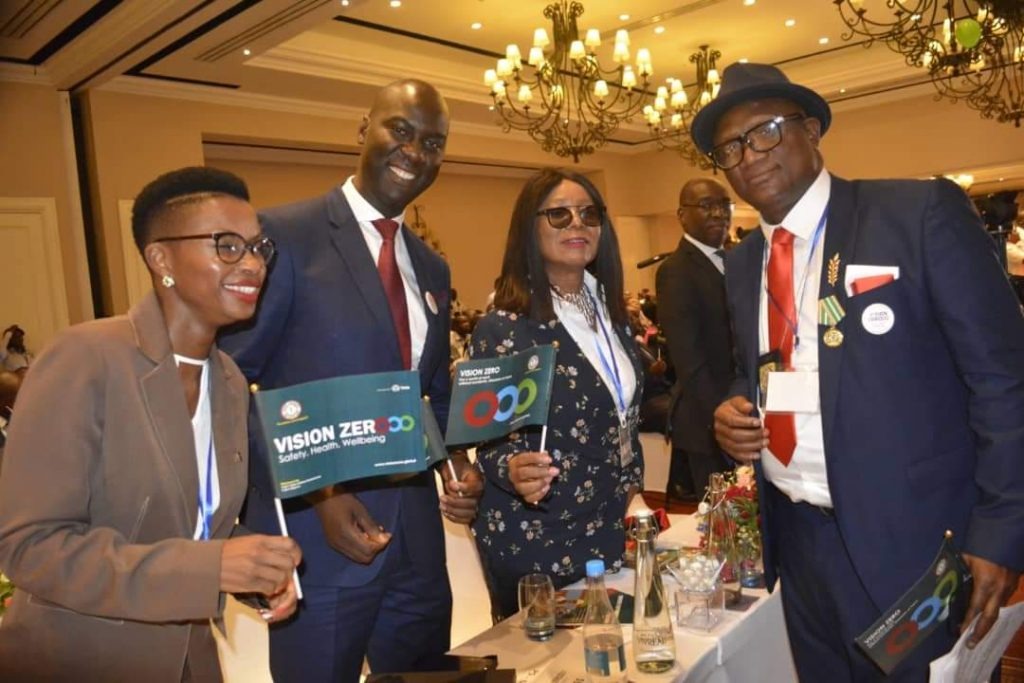 Zambia Launches Vision Zero Campaign to Prevent Occupational Accidents