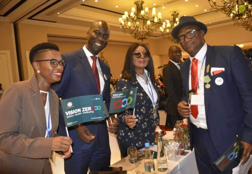 Zambia Launches Vision Zero Campaign to Prevent Occupational Accidents