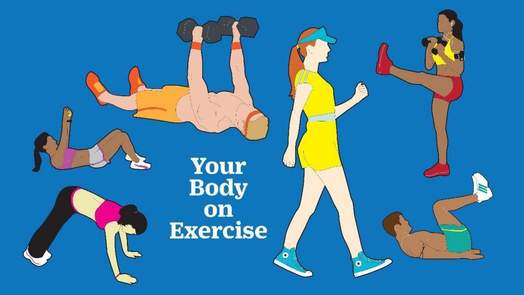 Break a Sweat- It's Good for You