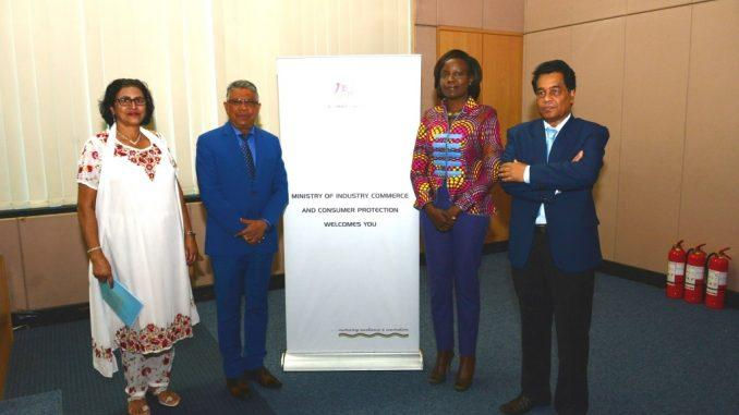 Mauritius Hold Gender Mainstreaming Workshop for Women