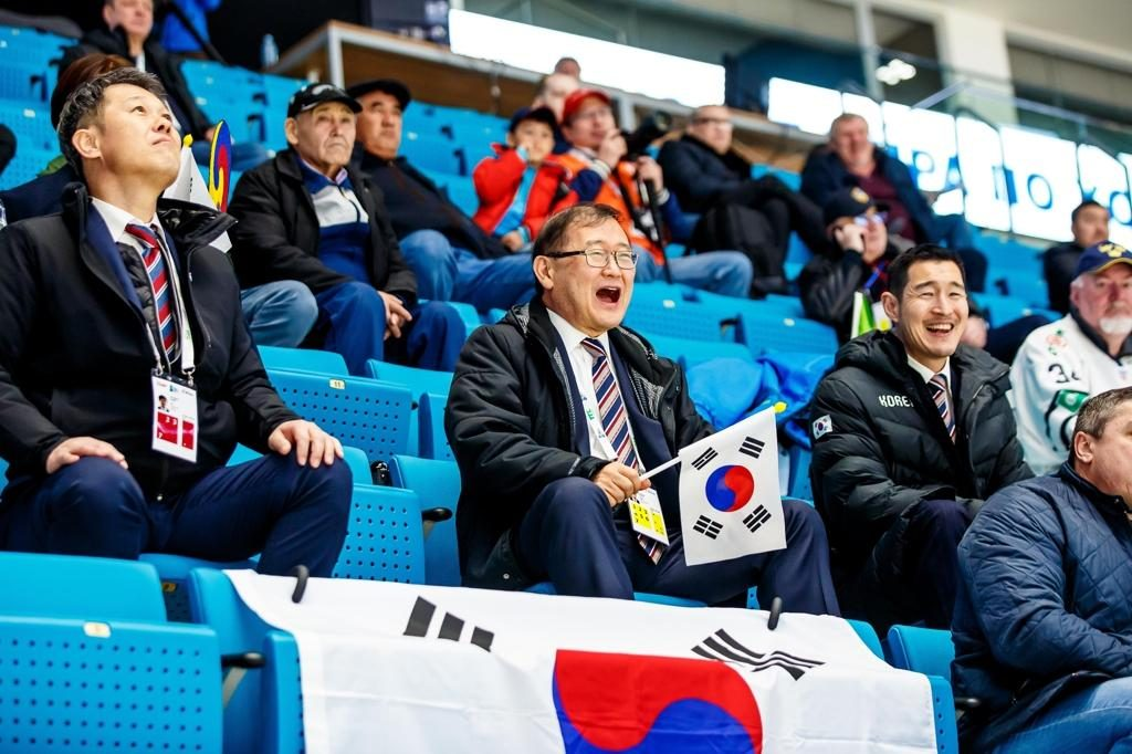 S. Korea Pledges Support for Asian Women's Hockey League Involving Koreas