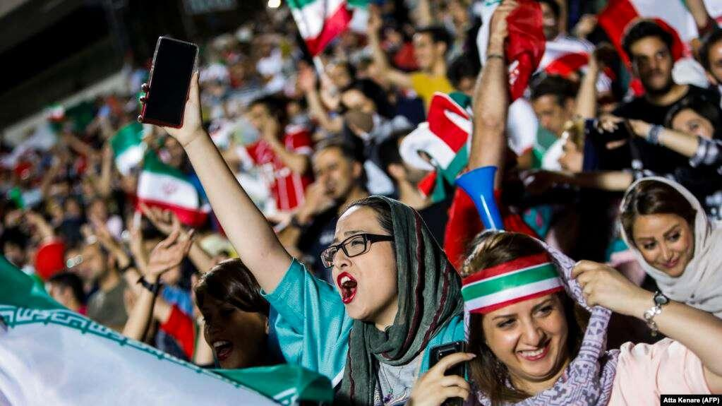 Iran: Women Allowed To Sit In Stadium Next To Men For First Time Since 1979 Revolution