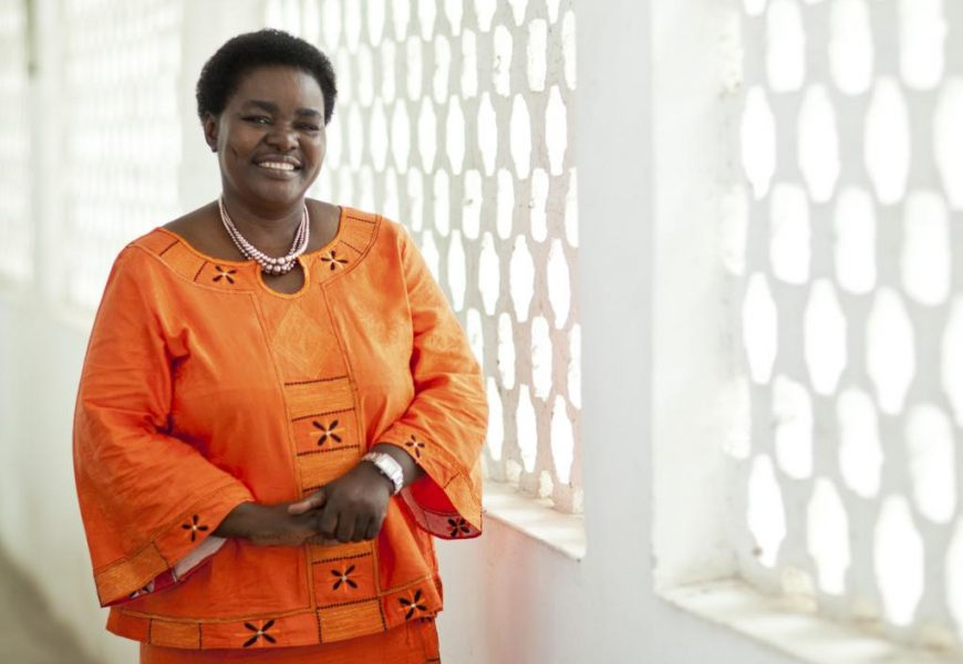 Dr. Victoria Kisyombe: Pioneering Innovation Through Micro-Leasing