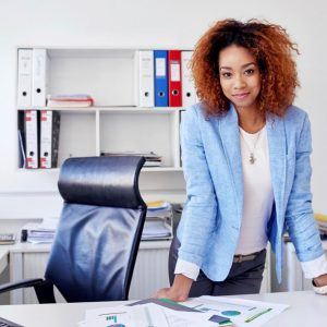 The Woman in Business Can Succeed Despite the Odds