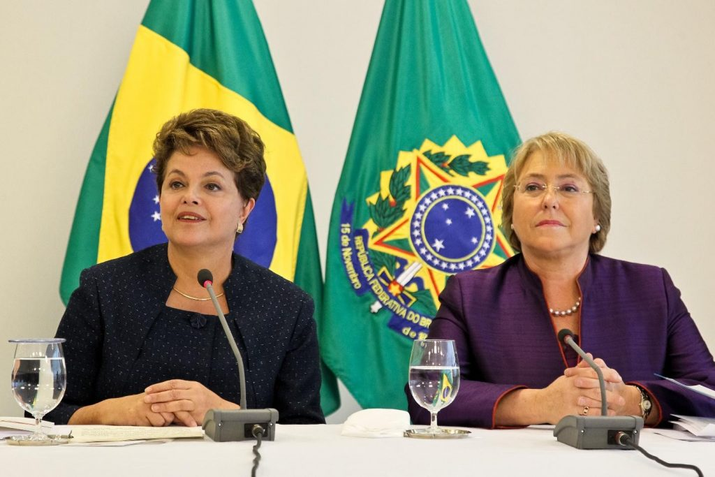 Latin America's Female Leaders Seek to Make Up for Setback in Roles