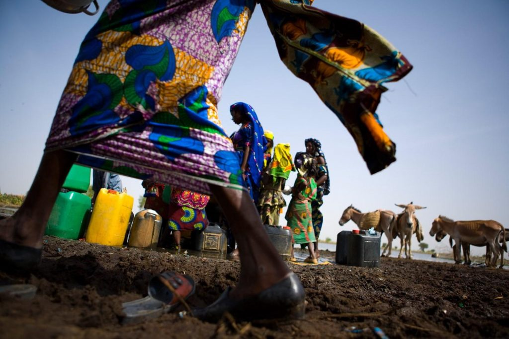 Women: the World's Best Bet in Fighting Climate Change