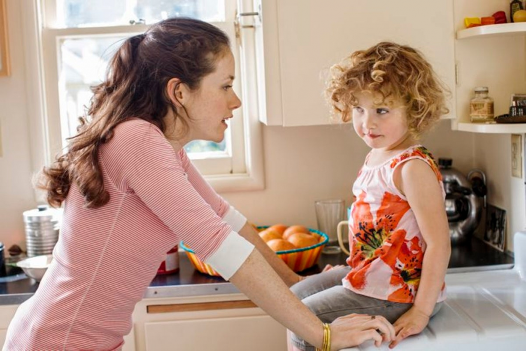 """Say """"Yes!"""" to Authoritative Parenting"""