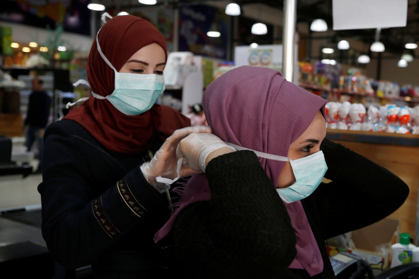 UAE Praised for Protecting Women amid Covid-19 Outbreak