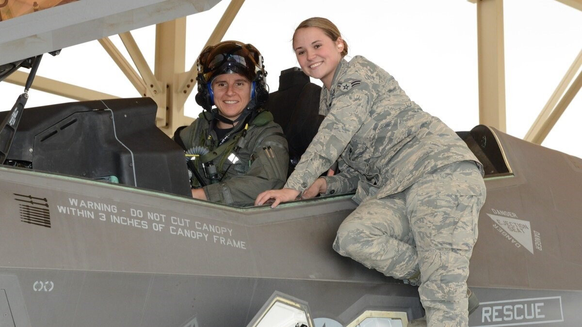 Israel to Soon Get Its First Female F-35 Pilot