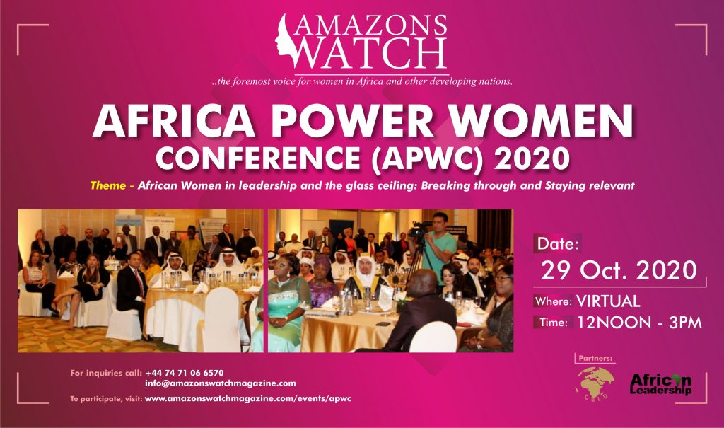 Africa Power Women Conference 2020 – Program Outlay