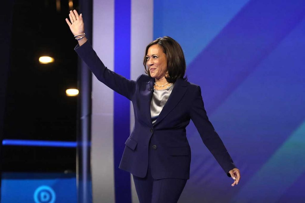 Biden Selects California Senator Kamala Harris as Running Mate