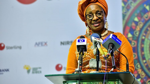 Women's views must be included in the Constitution –Nigeria's Women Affairs Minister